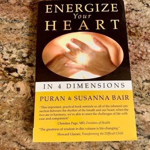 Energize Your Heart in 4 Dimensions, Suzan…